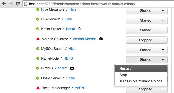 Eagle - HDFS Data Activity Monitoring Quick Start